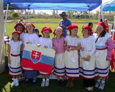 Slowakische Fans